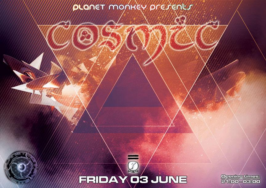 Cosmic Front - June 2016